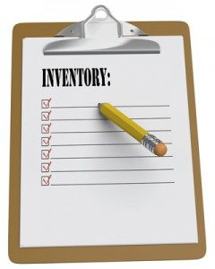 Inventory Clipboard Image